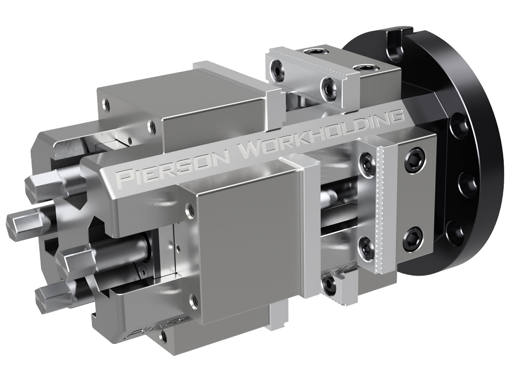 Pierson Workholding – Innovate Your Production with better Workholding